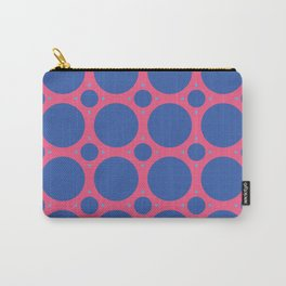 TriColor Pattern Carry-All Pouch