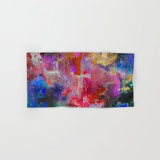 Faire abstraction 5 Hand & Bath Towel