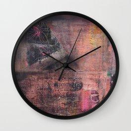 Scratch II Wall Clock