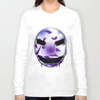 shadow Long Sleeve T-shirts featuring Shadow  by FWAETI