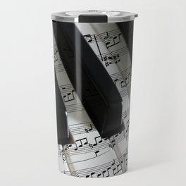 Moonlight Sonata Travel Mug