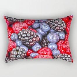 Berries Rectangular Pillow