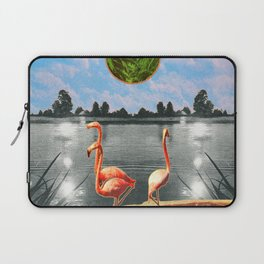 The flamingos Laptop Sleeve