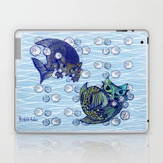 Cats print Laptop & iPad Skin