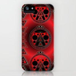 Ladybug Nation iPhone Case