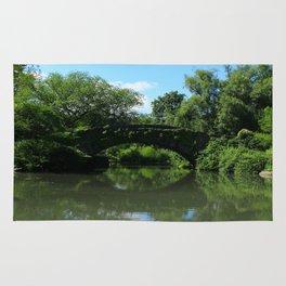 Gapstow Bridge - Central Park Rug