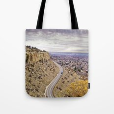 Zimmerman Trail Tote Bag