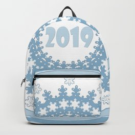 Christmas, new year Backpack