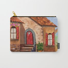 Tuscan Farmhouse Carry-All Pouch