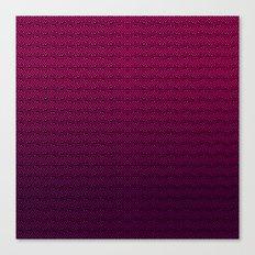 Ziggurat | Tribal Canvas Print
