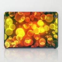 bokeh iPad Cases featuring bokeh by davidmichel