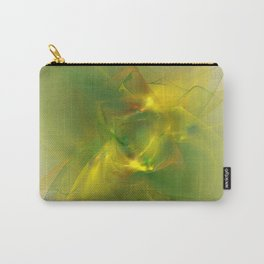 Folds In Paradise II Carry-All Pouch