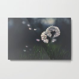 whispers in the wind Metal Print