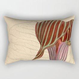 Arisaema fargesii Rectangular Pillow