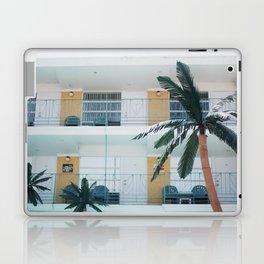 Retro Motel in Wildwood, New Jersey Laptop & iPad Skin