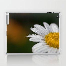 Raindrops and Daisy Laptop & iPad Skin