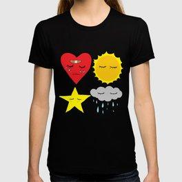 Sad Shapes T-shirt