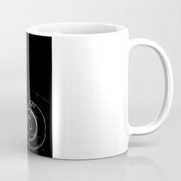 Extra black gold Coffee Mug