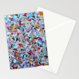 Triangle Galore Stationery Cards