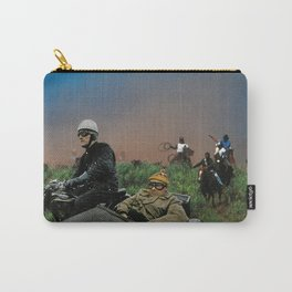 Sidecars & Cowboys Carry-All Pouch