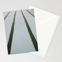 empty pools Stationery Cards