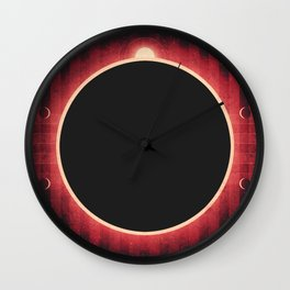 The Asteroid Belt - Ceres Wall Clock