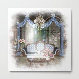 GRANDMA'S HOUSE Metal Print