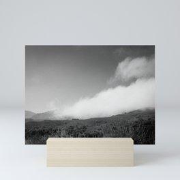 Santa Lucia Fog Mini Art Print