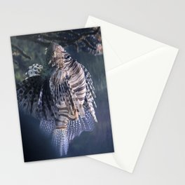 sea fish Stationery Cards