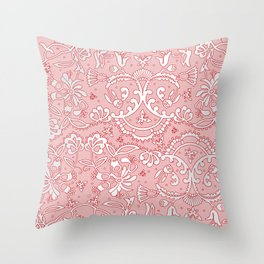 Mandala Creation 11 Throw Pillow