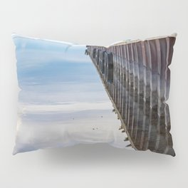 Pier Reflections Pillow Sham