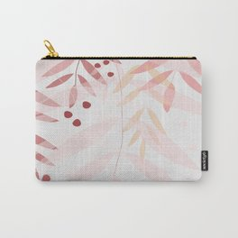 Delicate Branches Carry-All Pouch