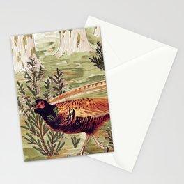 Maurice Pillard Verneuil - Faisans ordinaires from L'animal dans la décoration Stationery Cards