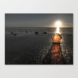 Seaglass Canvas Print