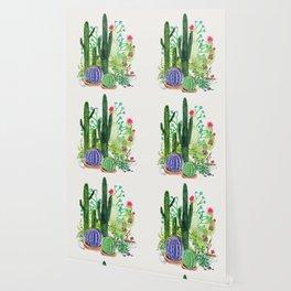 Cactus Garden Wallpaper