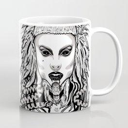 Die Antwood Inspired Illustration Coffee Mug
