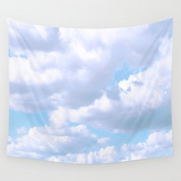 Silver Lining Wall Tapestry