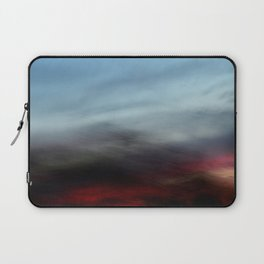 Night Lights Moving Sunset 18 Laptop Sleeve