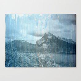 Blue Blue Skies Canvas Print