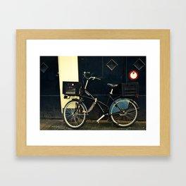 Dutch culture Framed Art Print