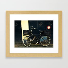 Dutch culture Framed Art Print