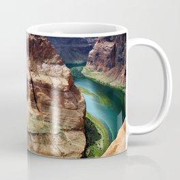 Horseshoe Bend - Grand Canyon, Colorado River View No. 1 Coffee Mug