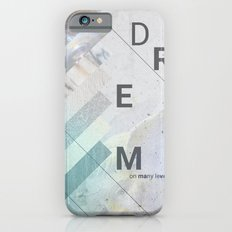 DREAM on many levels iPhone 6s Slim Case