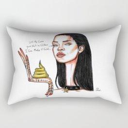 Rihanna 2.0 Rectangular Pillow