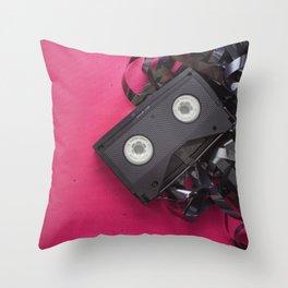 Beta Composition II Throw Pillow