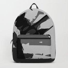 Half Pipe Skateboarding Backpack