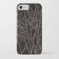 Shattered Black / 2 iPhone 7 Slim Case