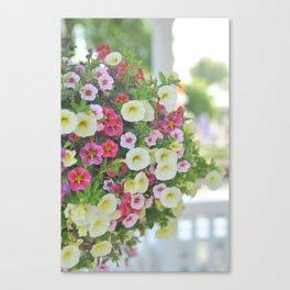 Hint of Summer Canvas Print