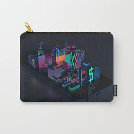 Digital City Carry-All Pouch