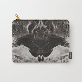 OBE B&W Carry-All Pouch